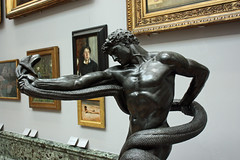 Tait Britain 9 (Son of Groucho) Tags: england sculpture male london nude tate snake tatebritain 2014