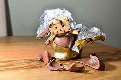 Happy Easter... 110/365 (popp1973) Tags: easter nikon chocolate sb600 tabletop danbo danboard nikon35mmf18 nikond7000