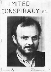 Limited Conspiracy BC issue #4 (1984) (stillunusual) Tags: 1984 indie interview postpunk johnpeel fanzine limitedconspiracy limitedconspiracybc