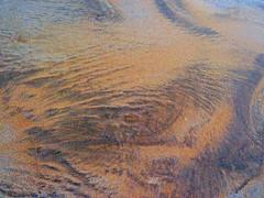 abstracto. (Luis M) Tags: playa arena abstracto hendaya bidasoatxingudi