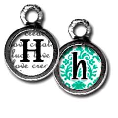 CWI0H - h (ToadHollowNJ) Tags: pickupsticks initials redbanknj toadhollow photocharms toadhollownjcom