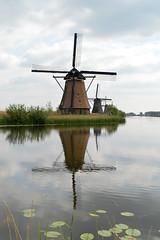 Kinderdijk (2014) (l-vandervegt) Tags: holland heritage mill netherlands nederland unesco kinderdijk molen niederlande zuidholland 2014