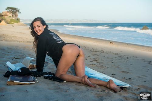 Really. long bikini legs
