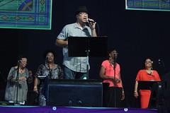 Boutté Family Gospel (2014) 02 (KM's Live Music shots) Tags: gospel unitedstates neworleans bouttefamily neworleansjazzheritagefestival gospeltent fairgroundsracecourseneworleans
