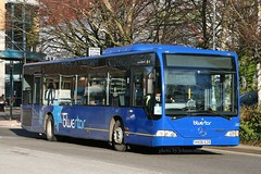 Bluestar 2433 HX06 EZB (johnmorris13) Tags: bus mercedesbenz southampton bluestar 2433 citaro hx06ezb