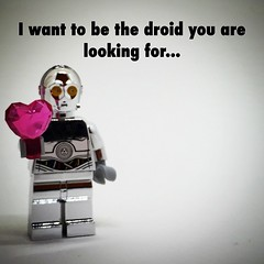I hope you are the droid I am looking for... #starwars #geek #love #nerd #valentine #valentinesday #droid #c3po (betsyweber) Tags: love nerd square starwars day geek heart lego lofi valentine card squareformat valentines iloveyou minifig caring minifigs care valentinesday may4 starwarsday usetheforce minifigures may4th maytheforcebewithyou maythefourthbewithyou iphoneography instagramapp uploaded:by=instagram forcefriday