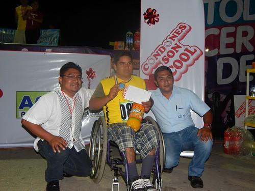 International Condom Day 2015: Guatemala
