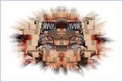 Woke up feeling a bit Strange (Joe Vance aka oliver.odd - running in Safe Mode) Tags: new sky abstract man colour night design feel manipulation planet ideas burden exodus zogg guardians stickybeak hypotheticalawards