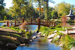 Wellfield Botanic Gardens, Elkhart, IN