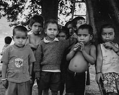 why me (amitdhotre76) Tags: poverty street boy shirtless india white black eye girl look contrast vintage photography sadness eyes fineart innocent tribal retro haunting contact mumbai soulful journalism tenderness illiteracy retrolook