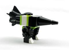 """""""Javenwin"""" Speed Twank (Deltassius) Tags: robot war lego military frame scifi rocket mecha mech twank mf0"""