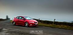 Type R (Craig.Probert) Tags: road red motion blur car honda countryside nikon craig civic f28 typer carphotography d610 probert 2470 oliverjones craigprobert craigprobertphotography