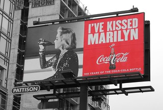 Coca-Cola .... I've Kissed Marilyn .... Toronto, Ontario