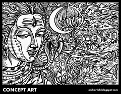 TAMIL ARTIST - ART CAFE - CONCEPT ART - CONCEPT DRAWING - DEVOTIONAL ARTWORK - LORD SHIVA and His SPIRITUAL WORLD - Artist Anikartick,Chennai,Tamil Nadu,india (ARTIST ANIKARTICK (VASU engira KARTHIKEYAN)) Tags: art illustration artist photos images creator ani siva pendrawing penandink conceptart artcafe artistcafe conceptsketch lordshiva conceptdesign creativeart penart godshiva conceptdrawings creatingart oviyam oviyangal oviyan tamilartist conceptworks anikartick tamilart chennaiart chennaiartists artistchennai artchennai chennaiartworks oviyar creationart tamilpainting tamilpainter