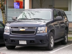Burnaby RCMP Unmarked Tahoe (Canadian Emergency Buff) Tags: canada chevrolet royal tahoe police columbia canadian chevy mounted policecar burnaby british rcmp unmarked policedepartment policedept burnabyrcmp burnabyroyalcanadianmountedpolice