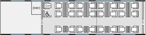 Eurostar Standard Premier 24 seats