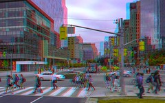 University Avenue, Toronto 3-D ::: HDR/Raw Anaglyph Stereoscopy (Stereotron) Tags: urban toronto ontario canada architecture modern america radio canon eos stereoscopic stereophoto stereophotography 3d downtown raw control contemporary north citylife streetphotography kitlens twin anaglyph stereo stereoview to remote spatial 1855mm hdr province redgreen tdot 3dglasses hdri transmitter stereoscopy synch anaglyphic optimized in threedimensional hogtown stereo3d thequeencity cr2 stereophotograph anabuilder thebigsmoke synchron redcyan 3rddimension 3dimage tonemapping 3dphoto 550d torontonian stereophotomaker 3dstereo 3dpicture anaglyph3d yongnuo stereotron