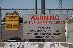 warning (Merkwrdiglieben) Tags: nuclear mcclellan sacramento reactor afb alc