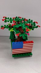 Happy Memorial Day (uncle.angus.the.lego.cow) Tags: usa flag memorialday