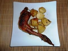 Perlhuhn (8) (kirstenreich) Tags: food essen kochen geflgel perlhuhn geflgelfleisch