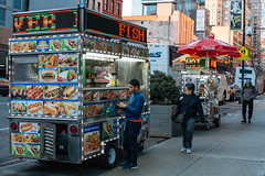 Food Truck (mathiaswasik) Tags: street nyc urban food usa newyork us unitedstates scene timessquare