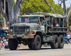 Gene Barnett (mark6mauno) Tags: genebarnett gene barnett truck 57thannualtorrancearmedforcesdayparade 57th annual torrance armed forces day parade 2016 nikkor 70200mmf28gvr nikon beast nikond810 d810