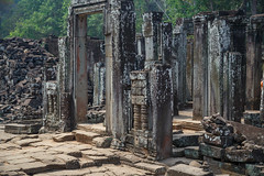 Angkor Thom (silkylemur) Tags: canon lens temple ruins asia cambodia angkorwat vietnam temples fullframe siemreap angkor canoneos angkorthom zoomlens llens 24105mm canonef canonef24105mmf4l canonef24105mmf4lisusm  eflens canonef24105mmf4lisusmlens efmount canoneos6d krongsiemreap