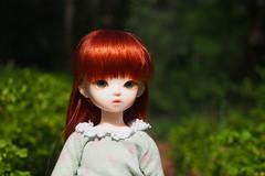 Yesenia (Tales of Karen) Tags: white beauty shiny doll skin may fairy bjd resin bluefairy balljointed