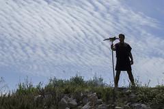 Ancient warrior (Shooting in RAW) Tags: 50mm nikon flickr award reportage presepe storia kalos flickrestrellas d3100
