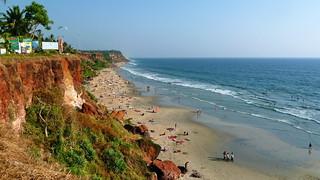 India - Kerala - Varkala - Beach - 65