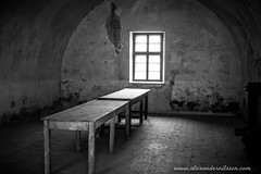 Terezin (A.Nilssen Photography) Tags: camp bw white black konzentrationslager prison theresienstadt kl mala kz lager concentrationcamp gestapo terezin smallfortress pevnost
