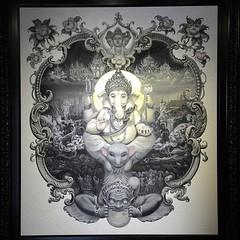 ตั้งจิตอธิษฐาน ขอให้การงานก้าวหน้า ค้าขายร่ำรวย สุขภาพแข็งแรง หมดหนี้หมดสิน  โอม...  LINE : http://line.me/ti/p/CAIu2gmdNL LINE@ : http://line.me/ti/p/%40gqr1342f  Cr.Khanesha Gallery Huahin