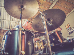 20160612-P6120886 (nudiehead) Tags: musician music musicians drums livemusic olympus drummer instruments bandphotos 916 electricbabyjesus sacramentobands sacramentomusic norcalbands olympusepl3 norcalmusic