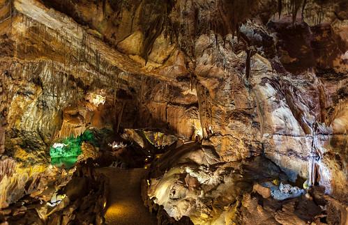 Batman's Cave