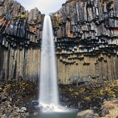 these are the only jewels I'll ever need (lunaryuna) Tags: sunlight nature beauty season landscape waterfall iceland spring colours ngc hidden gorge lunaryuna waterscape rockformation svartifoss southiceland columnarbasalt naturaljewels skaftafellmountainrange