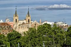 Los Jernimos (mArregui) Tags: madrid arquitectura nikon iglesia comunidad comunidaddemadrid jernimos losjernimos wwwarreguimeluscom marregui