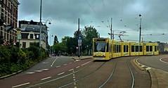 Just Smile some more! (Peter ( phonepics only) Eijkman) Tags: city holland netherlands amsterdam transport nederland tram rail rails trams strassenbahn noordholland gvb tramtracks streetcars combino nederlandse