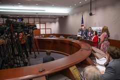 A Press Conference 2016-05-25 DMV Motor Voter (7 of 17) (srophotos) Tags: state senator westport redding len danbury sherman bethel weston wilton newcanaan ridgefield fasano newfairfield statesenatortoniboucher statesenatormichaelmclachlan ctdmvmotorvoter