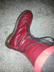20160420_194016 (rugby#9) Tags: original black feet yellow cherry boot hole boots lace dr air 14 7 indoor icon wear size jeans stitching comfort sole doc 1914 cushion soles dm docs eyelets drmartens bouncing airwair docmartens wrangler martens dms cushioned blackjeans wranglerjeans wair doctormarten 14hole yellowstitching blackwranglerjeans