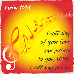 Psalm 101:1 (joshtinpowers) Tags: bible psalms scripture