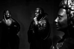 BEELDEN /STATUES (jo.misere) Tags: bw belgium belgie sony statues beelden zw bilzen aldenbiesen commanderij slt77