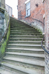4 Steps (gerry.willsmore) Tags: steps shrewsbury winding