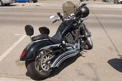 DUD_3881r (crobart) Tags: lake ontario port victory motorcycle erie dover