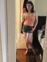 Summer's Here! (SecretJess) Tags: girls girly cd femme tgirl lgbt transvestite casual trans crossdresser crossdress gurl tg bigender genderfluid girlslikeus