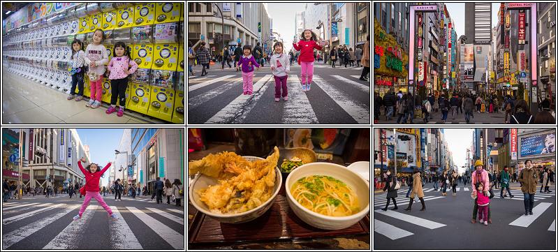 東京新宿一日親子逛街路線,配合步行者天國孩子不無聊!(上)