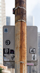 0444 Columbus Drive (TWITA2005) Tags: chicago illinois unitedstates sticker columbusdrive