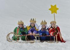 Sternsingen_Hinterstoder17 (Katholische Jungschar sterreichs) Tags: schnee sonne sternsingen sternsinger oesterreich oberoesterreich skifahrer hinterstoder ooe heiligedreiknige hss sternsingerin