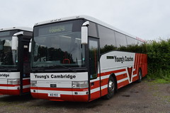 A13 YCC (markkirk85) Tags: bus buses coach coaches ex y326 hua daf sb3000 van hool t9 alizee youngs new airlinks 72001 d326 a13 ycc a13ycc y326hua