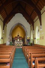 Shetland Islands.  Lerwick. Roman Catholic church. (Anne & David (Use Albums)) Tags: catholicchurch lerwick shetlands shetlandislands