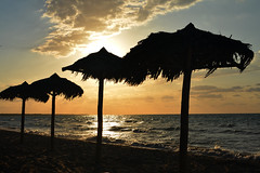 Cayo Coco 089 (BGS Fotografia) Tags: travel sunset sea sun sol beach beautiful clouds atardecer mar sand cuba playa arena viajes nubes caribe caribean cayococo
